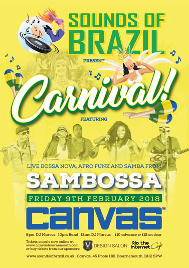 Sounds of Brazil Carnival